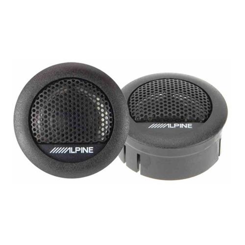 Колонки автомобильные ALPINE SXE-1006TW, комплект 2 шт.