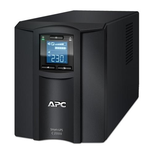 Фото - ИБП APC Smart-UPS C SMC2000I, 2000ВA ибп apc smart ups c smc2000i 2u