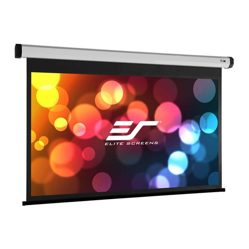 Фото - Экран ELITE SCREENS Spectrum Electric110XH, 243.8х137.2 см, 16:9, настенно-потолочный белый экран elite screens spectrum electric120v 244х183 см 4 3 настенно потолочный белый