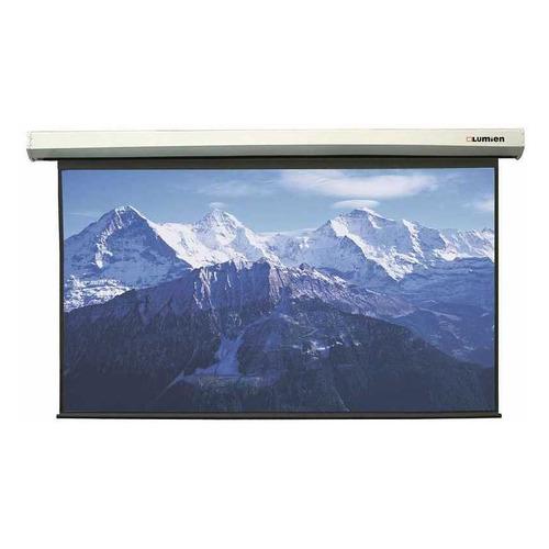 Фото - Экран LUMIEN Master Large Control LMLC-100104, 510х296 см, 16:9, настенно-потолочный кеды мужские vans ua sk8 mid цвет белый va3wm3vp3 размер 9 5 43