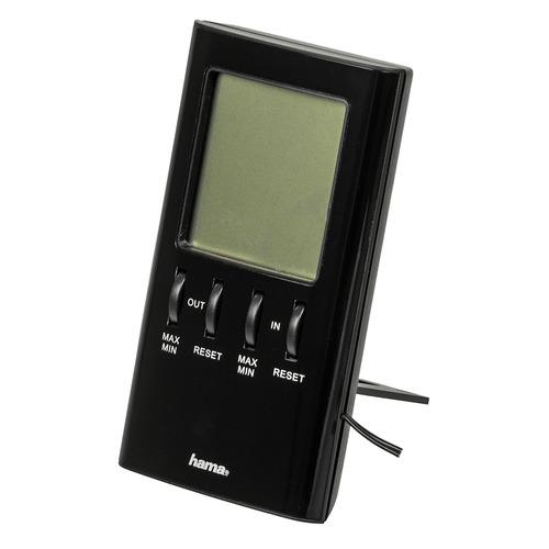 Термометр HAMA Т-350 H-123143, черный [00123143] термометр hama th33 a черный 00123151