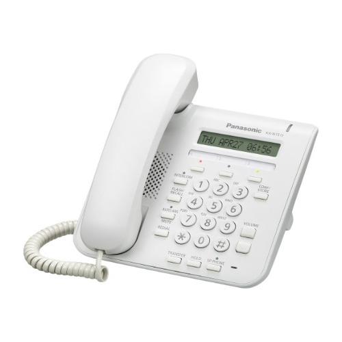 IP телефон PANASONIC KX-NT511ARUW телефон ip panasonic kx nt553ru белый
