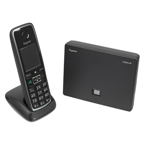 IP телефон GIGASET C530A IP gigaset c530a ip черный