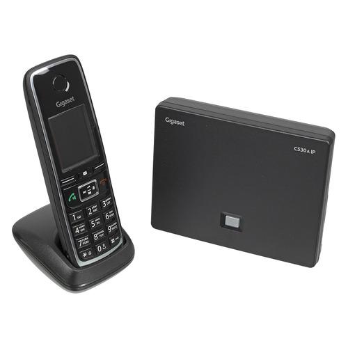 IP телефон GIGASET C530A IP System RUS [s30852-h2526-s301]
