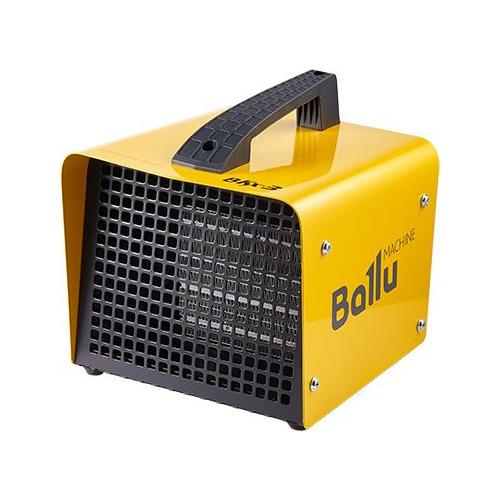 Тепловая пушка электрическая BALLU BKX-5, 3кВт желтый цена и фото