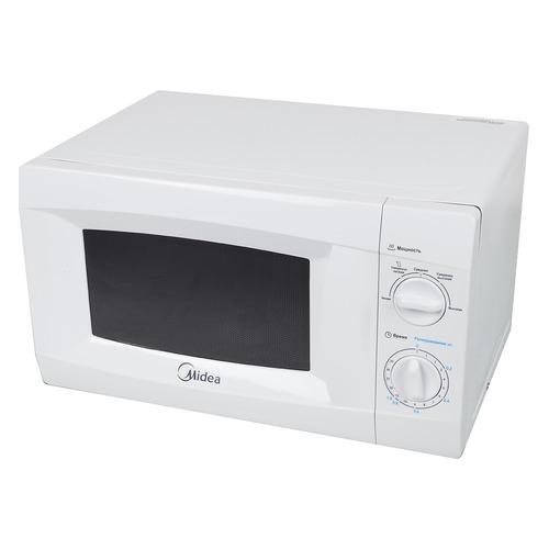 Микроволновая Печь Midea MM720CKE 20л. 700Вт белый цена и фото