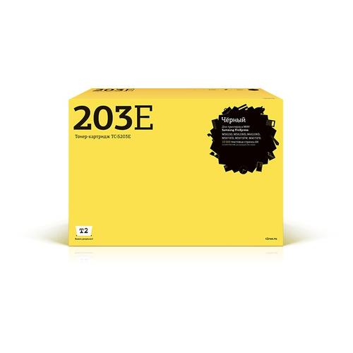 Картридж T2 TC-S203E, MLT-D203E, черный картридж t2 tc s203e совместимый