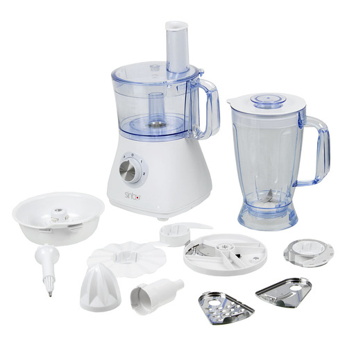Кухонный комбайн SINBO SHB 3070, белый