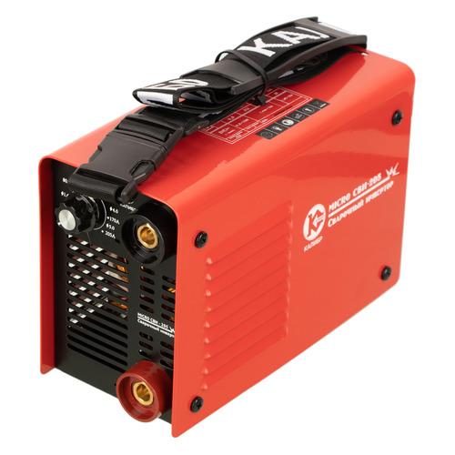 Сварочный аппарат инвертор КАЛИБР MICRO СВИ-205 [040320] калибр mini сви 225пн ц 40321 сварочный инвертор