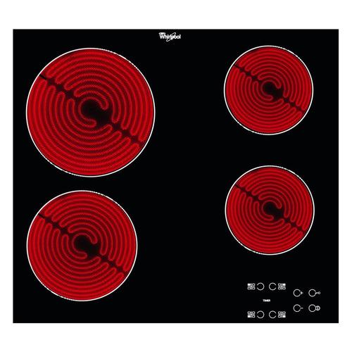 Варочная панель WHIRLPOOL AKT 8090/NE, Hi-Light, независимая, черный цена и фото