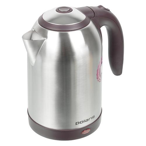 Чайник электрический POLARIS PWK 1864CA, 1800Вт, бордовый чайник электрический polaris pwk 1864ca 1800вт серебристый