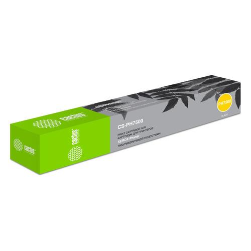 Картридж CACTUS CS-PH7500, 106R01446, черный CS-PH7500 по цене 3 380