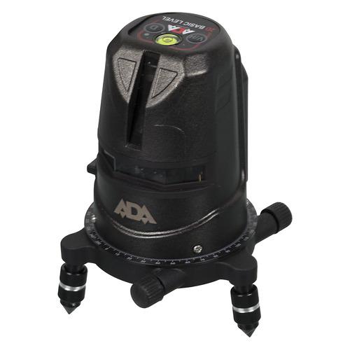 цены на Лазерный нивелир ADA 2D Basic Level [а00239]  в интернет-магазинах