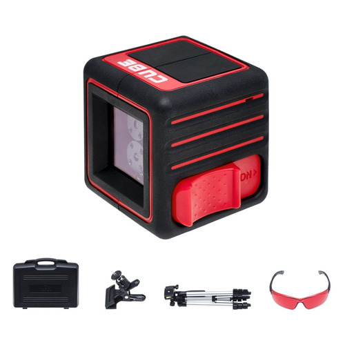 Лазерный нивелир ADA Cube Ultimate Edition [а00344] штатив элевационный ada elevation 16