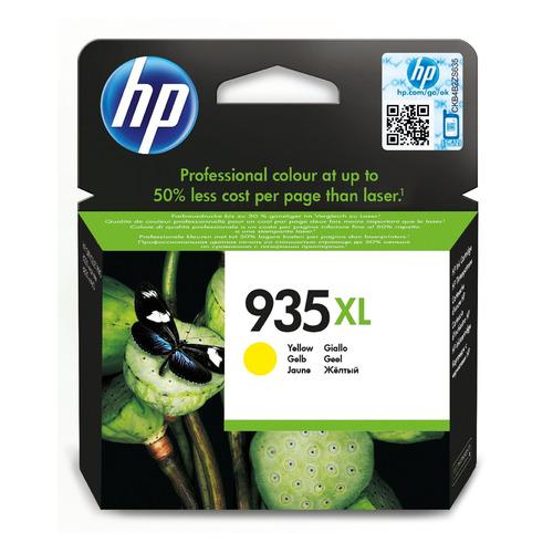 цена на Картридж HP 935XL, желтый [c2p26ae]
