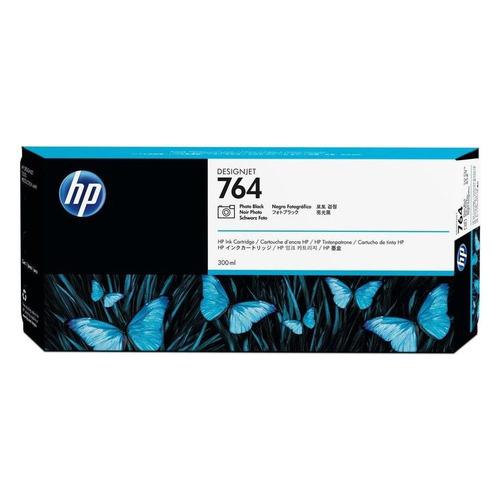 Картридж HP 764, фото черный [c1q17a]
