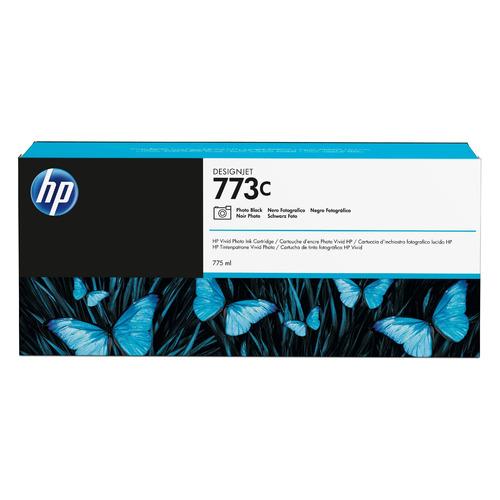 Картридж HP 773C, фото черный / C1Q43A