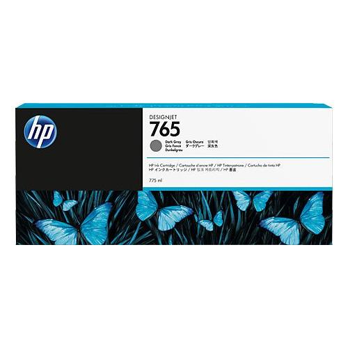 Картридж HP 765, темно-серый [f9j54a] картридж hp 765 желтый [f9j50a]