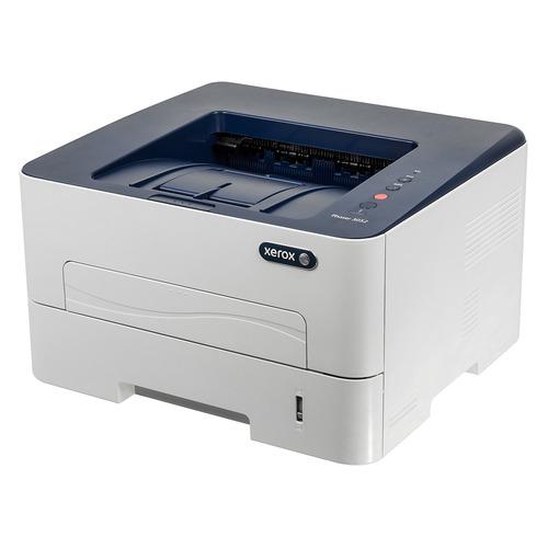 Принтер лазерный XEROX Phaser 3052NI лазерный, цвет: белый [3052v_ni] цена