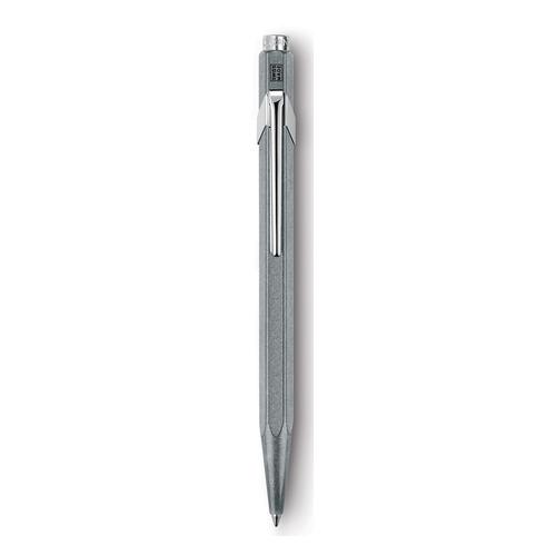 Ручка шариковая Carandache Office Original (849.069) M синие чернила подар.кор.