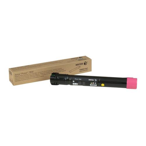 цена на Картридж XEROX 106R01571, пурпурный