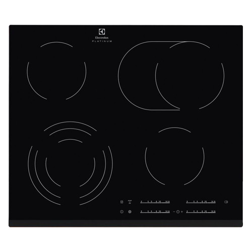 Варочная панель ELECTROLUX EHF96547FK, Hi-Light, независимая, черный electrolux ehf96547fk