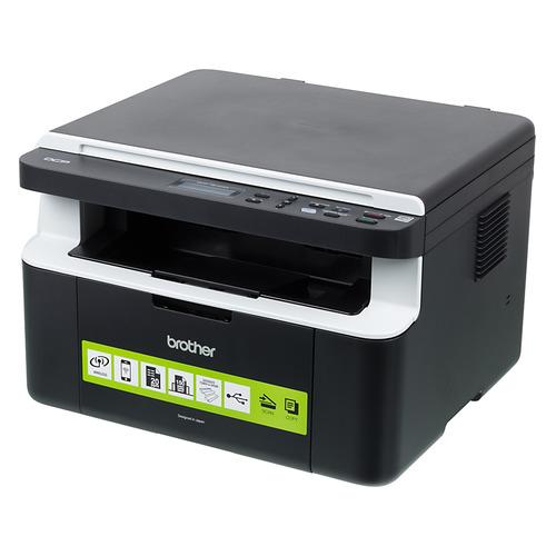 Фото - МФУ лазерный BROTHER DCP-1612WR, A4, лазерный, черный [dcp1612wr1] мфу brother dcp l3550cdw цветное а4 18ppm с дуплексом автоподатчиком lan wifi