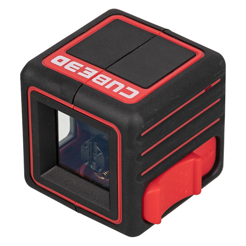 Лазерный нивелир ADA Cube 3D Basic Edition [а00382] нивелир ada cube 3d home edition