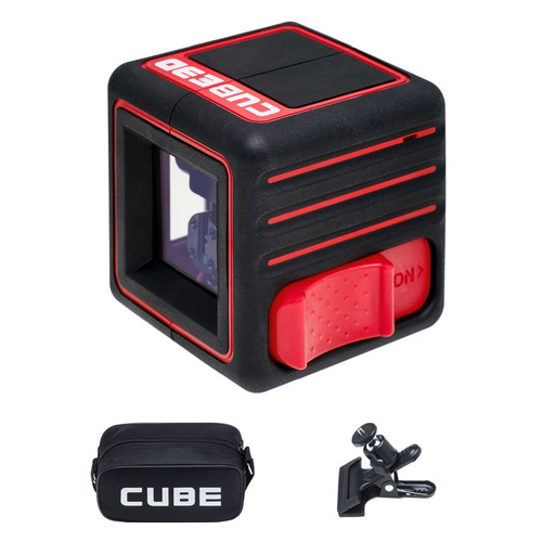 Лазерный нивелир ADA Cube 3D Home Edition [а00383] нивелир ada cube 3d home edition