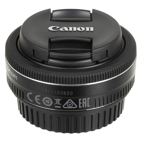 Объектив CANON 24mm f/2.8 EF-S STM, Canon EF-S [9522b005] объектив canon ef 50 mm f 1 8 stm