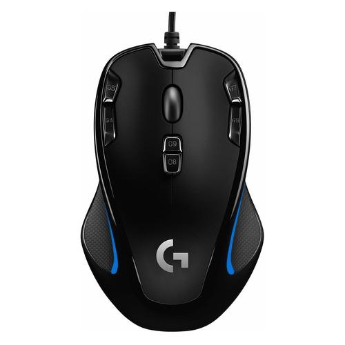 Мышь LOGITECH G300s, игровая, оптическая, проводная, USB, черный [910-004345] цена 2017