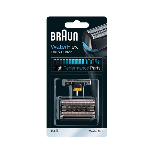 Сетка и режущий блок BRAUN 51B [81469220] режущий блок машинки для стрижки волос braun